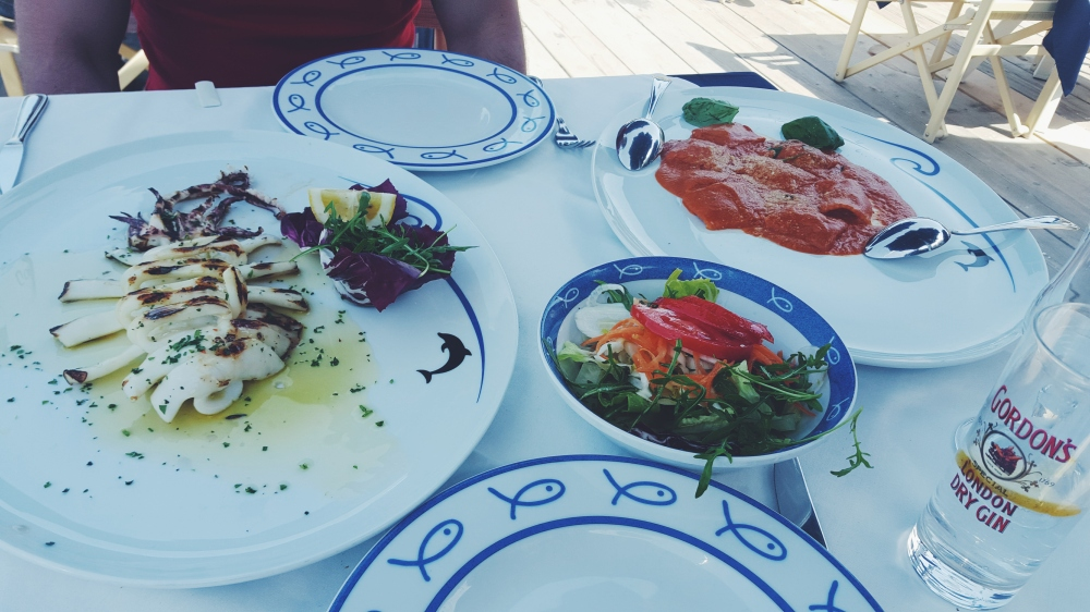 Food of the amalfi coast francis food therapy for Amalfi coast cuisine